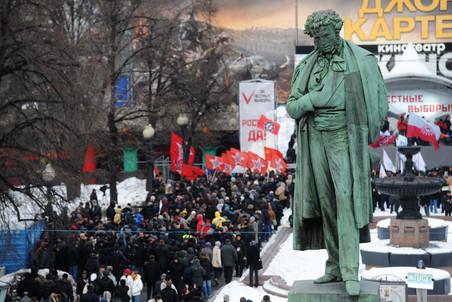 Москва готовится к митингу «За честные выборы»
