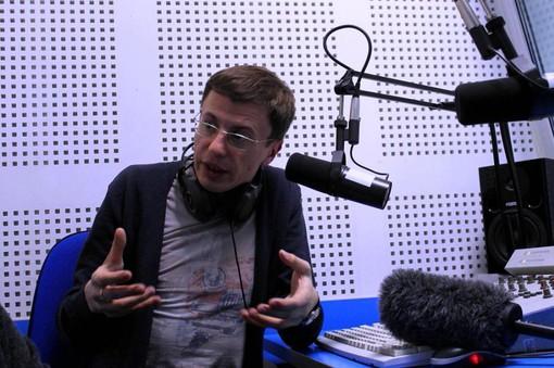 Журналист Валерий Донской (Бондаренко)