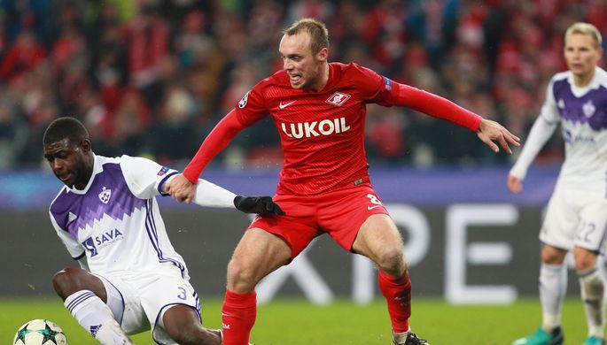 «Спартак» выигрывает у«Зенита»— Москвичи берут реванш