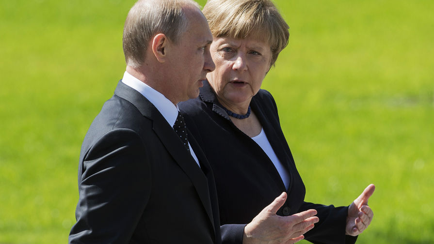 Меркель высказалась против ослабления антироссийских санкций