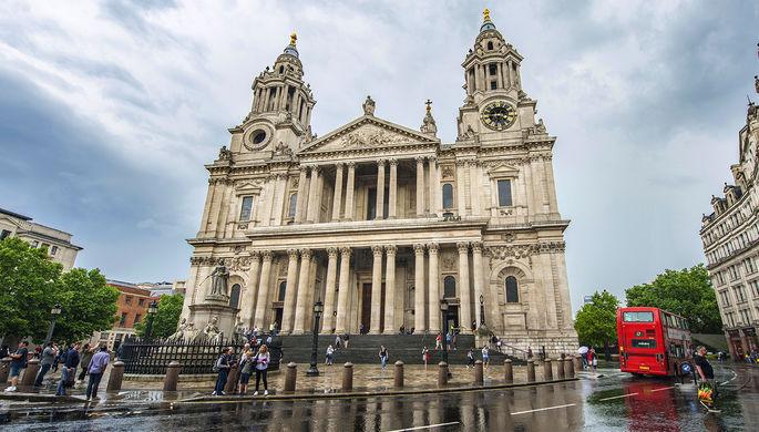 Лондонский епископат впервый раз вистории возглавила женщина