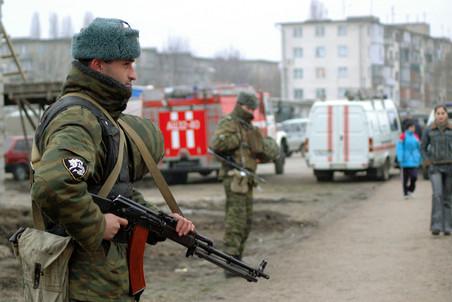 Силовики обнаружили двоих боевиков в центре Нальчика, одного сочли «эмиром»