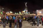 В Харькове произошли столкновения между пророссийскими активистами и сторонниками новой киевской власти