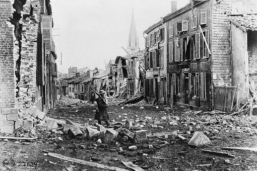 первая мировая война в каком году началась: