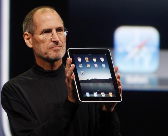 Стив Джобс предсказал отказ пользователей от ПК