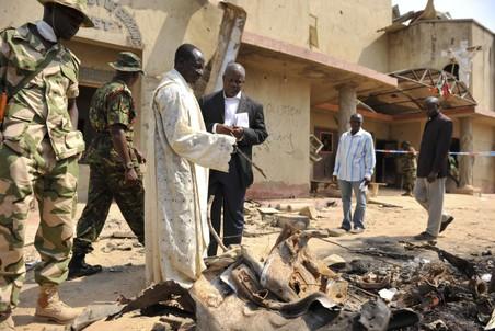 теракты в Нигерии