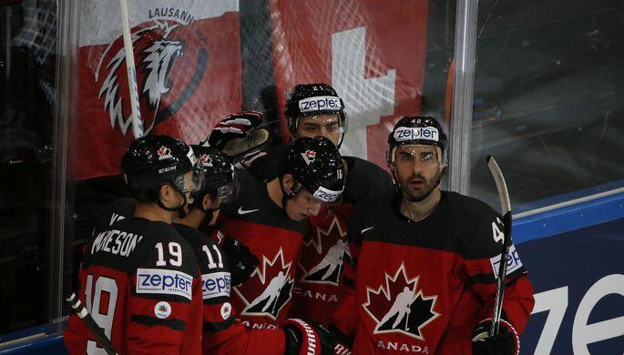 Канада иСША стартовали спобед намолодёжномЧМ похоккею