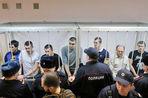 В Замоскворецком суде зачитывают приговор по «болотному делу» — онлайн-трансляция «Газеты.Ru»