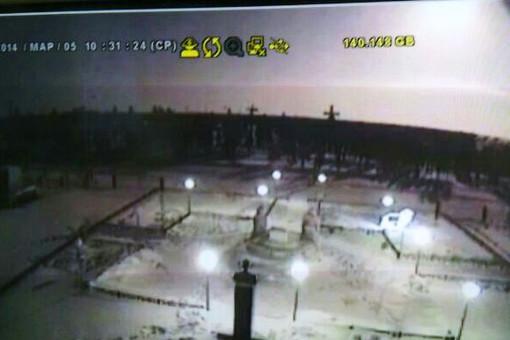 Вспышку в небе над Якутией засняли камеры наблюдения