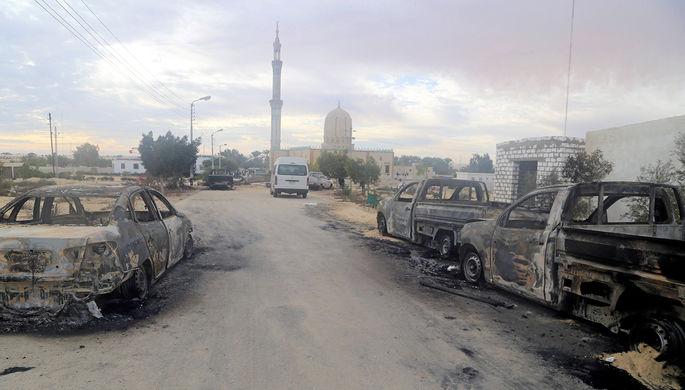 ВЕгипте президент продлил режим чрезвычайного положения на3 месяца