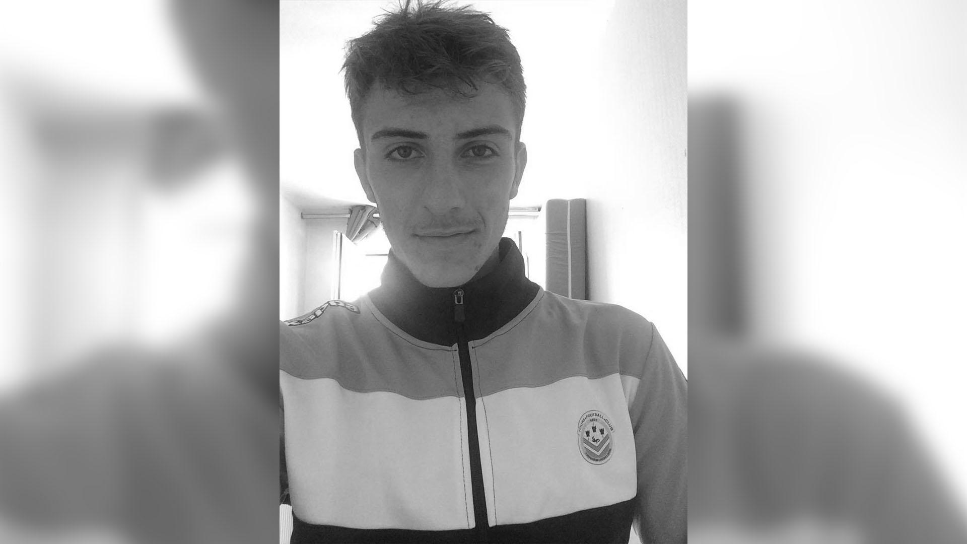Смерть 18-летнего футболиста воФранции потрясла всех