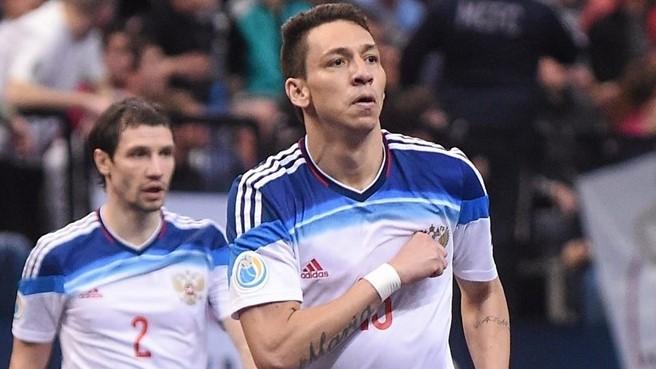 Сборная РФ  помини-футболу вышла вплей-офф чемпионата Европы