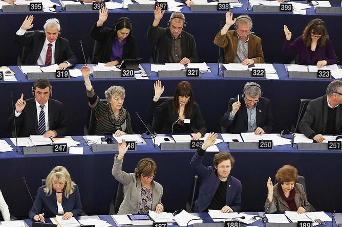 Разговор парламентариев изРФ сПАСЕ должен привести кизменению регламента ассамблеи