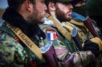 Французский националист рассказал, почему воюет в Донбассе против украинской армии