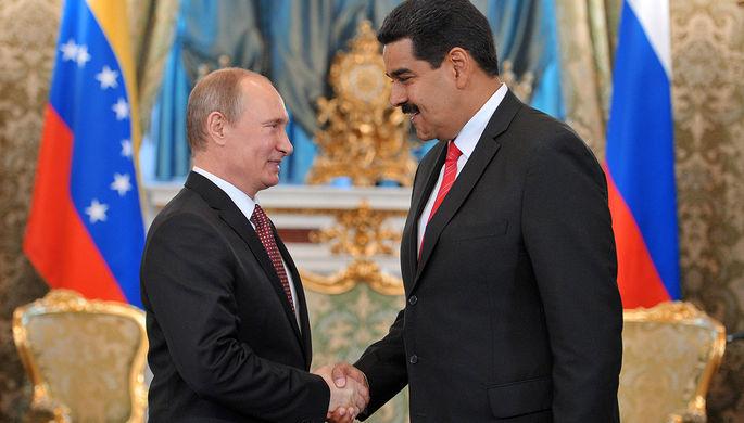 Президент Венесуэлы планирует приехать в РФ осенью