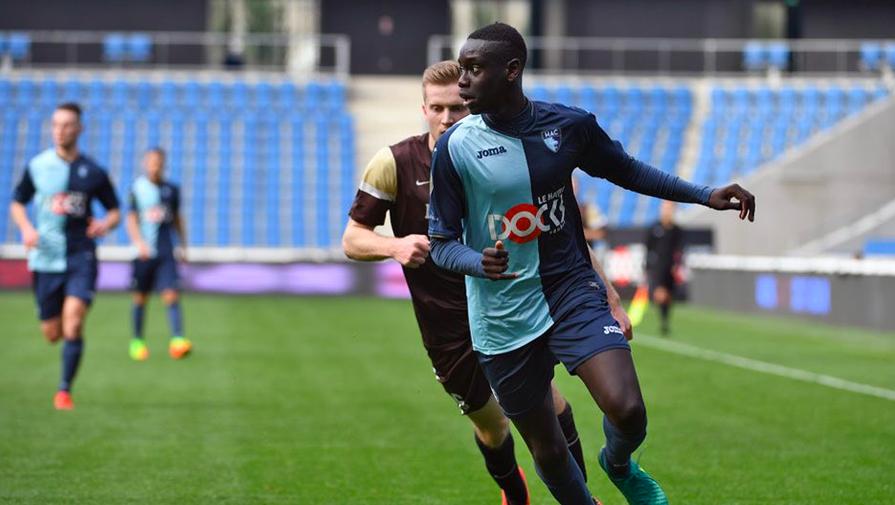 18-летний футболист французского «Гавра» скончался перед матчем своего клуба