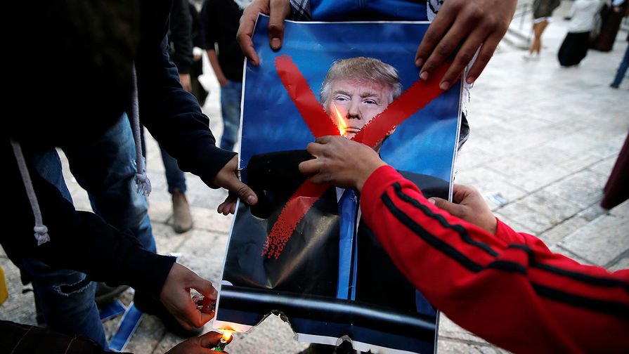 Поддержка Турции непродается: Эрдоган преподаст США урок ввопросе статуса Иерусалима