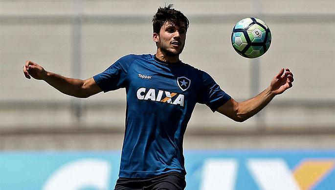 «Спартак» интересуется бразильским защитником «Ботафого» Рабелло