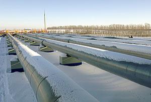 Сегодня в Москве пройдет саммит стран-потребителей российского газа
