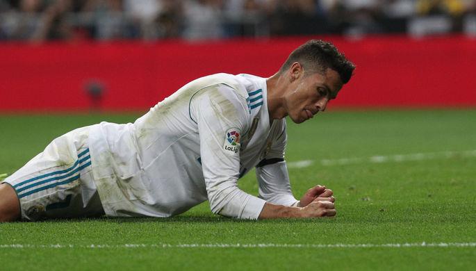 Криштиану Роналду может быть оштрафован на30 миллионов евро