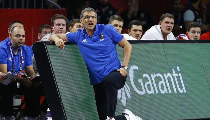 Базаревич продолжит упражнять сборную Российской Федерации побаскетболу
