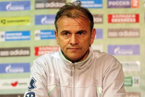 Кубицки ушел с поста тренера ФК «Сибирь»