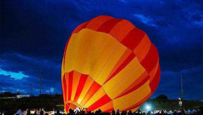 Ветер разбил оземлю воздушный шар вГермании, пострадали шесть человек