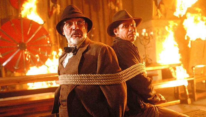 Стивен Спилберг поведал  оначале съёмок 5-той  части «Индиана Джонс»