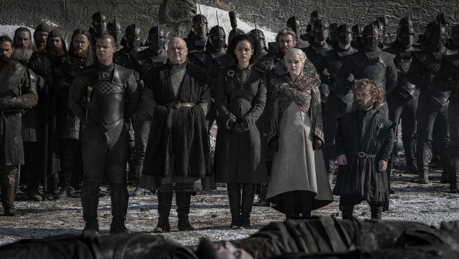 Продление «Игры престолов» после 8 сезона будет— Мартин