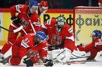 Сборные Чехии и Словакии одержали первые победы на чемпионате мира по хоккею