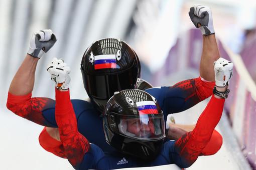 Александр Зубков и Алексей Воевода стали двукратными чемпионами сочинской Олимпиады