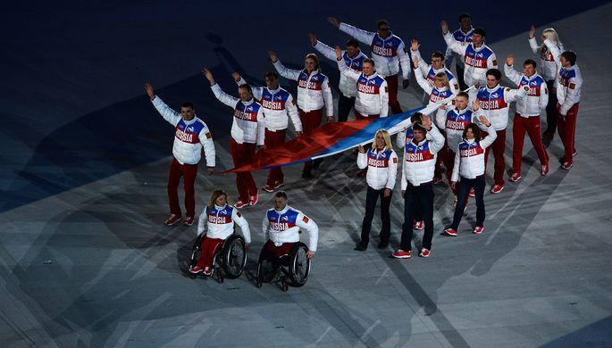 Русские паралимпийцы выступят наИграх-2018 года внейтральном статусе