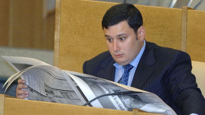 Александр Хинштейн снял свою кандидатуру с праймериз «Единой России»