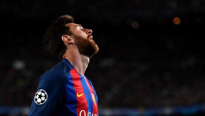 Гол Месси помог «Барселоне» обыграть «Олимпиакос»