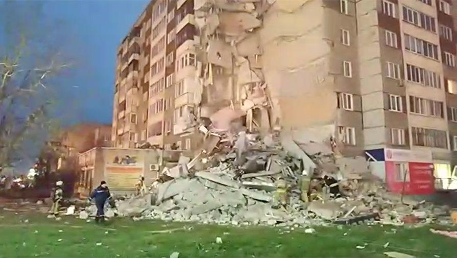 Очевидцы сообщили о ЧП в жилом доме в Армавире