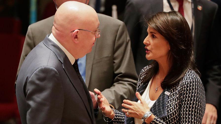 Совбезу ООН предложен новый проект резолюции поСирии