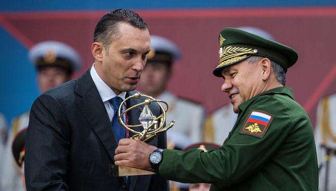 Путин назначил Криворучко заместителем министра обороны