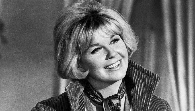 Скончалась артистка и эстрадная певица Дорис Дэй