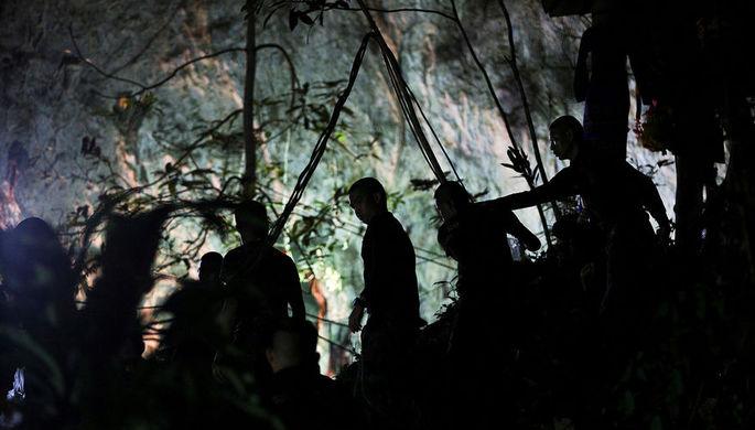 Пещера, где спасли тайских школьников, будет туристическим объектом