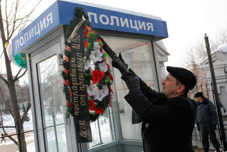 В Калининградской области взяты под стражу двое полицейских, подозреваемые в пытках