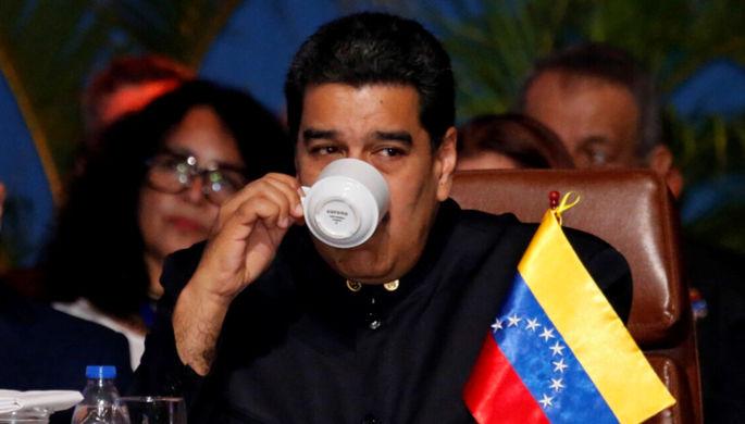 Мадуро отстранил оппозицию отучастия впрезидентских выборах