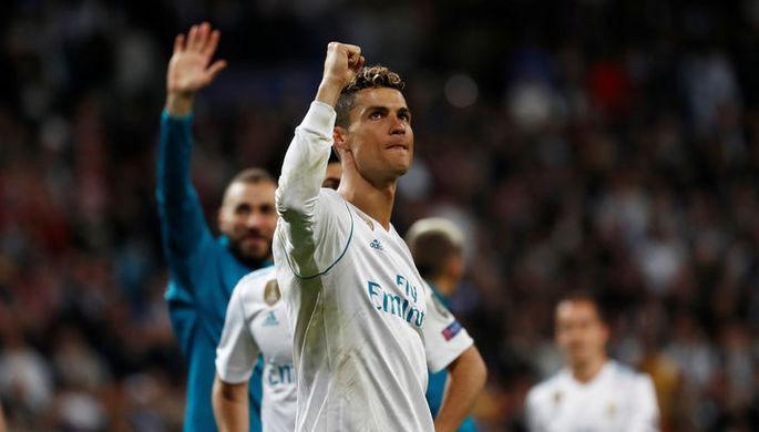 Роналду непраздновал гол вворота «Барселоны» из-за Фергюсона