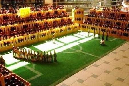 Пивовары не верят в скорую отмену запрета продажи пива на стадионах