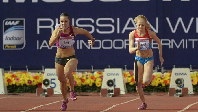 Две украинские бегуньи дисквалифицированы задопинг