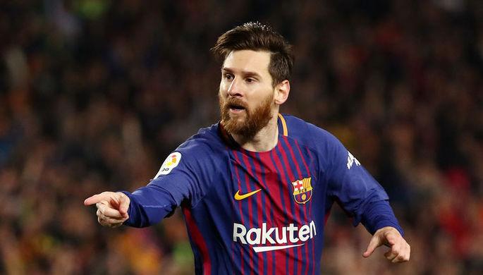Месси в пятый раз получит «Золотую бутсу» как лучший бомбардир европейских чемпионатов