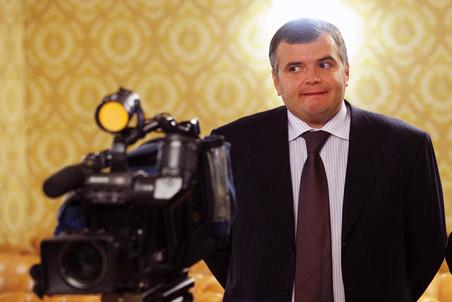 Генеральный директор ОАО «Газпром-Медиа» Николай Сенкевич