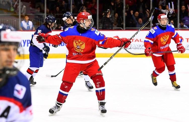 Сборная Республики Беларусь U-18 проиграла Финляндии вчетвертьфинальном матче ЮЧМ