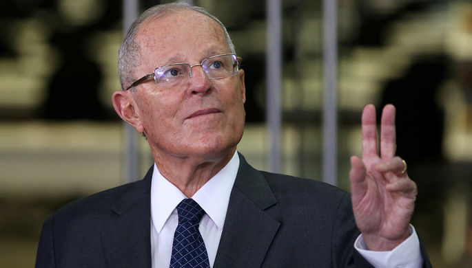 Президент Перу объявил о собственной отставке