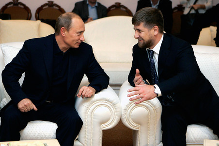Kadyrov: Putin should personally handle Caucasus issues — Gazeta.Ru