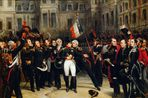 «Газета.Ru» рассказывает об отречении Наполеона Бонапарта и реставрации династии Бурбонов в 1814 году